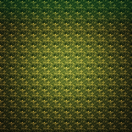 Green seamless grunge texture. For vintage layout design, holiday background invitation or web template photo