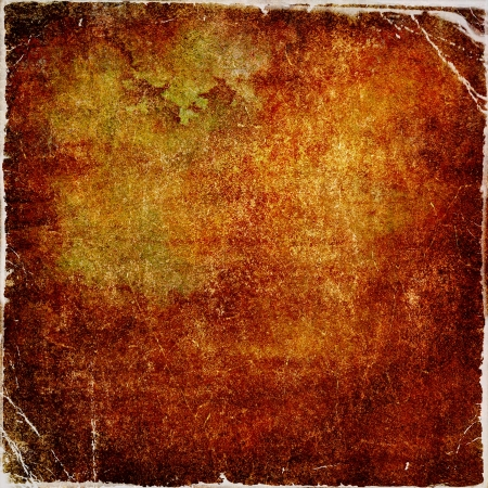 Highly detailed red grunge background or paper with vintage texture and space for your text, image or border frame Stock Photo - 18016122