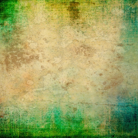 Abstract background with grunge texture. For art texture, grunge design, and vintage paper  border frame Stock Photo