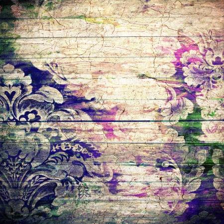 шик: Абстрактные старый фон с гранж текстур. Для искусства текстуры, гранж дизайн, и старинная бумага или границы кадра Фото со стока