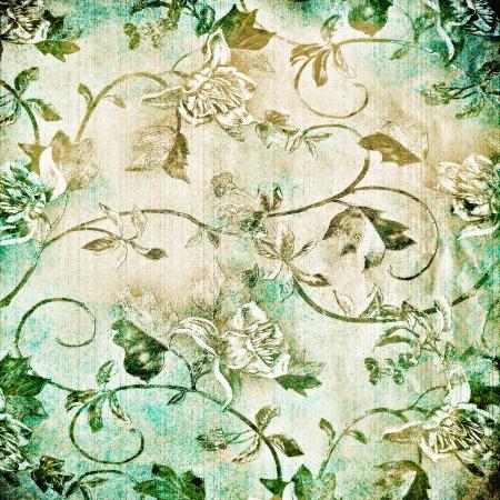 шик: Аннотация старый фон с гранж текстуры. Для искусства текстуры, гранж дизайн, и старинные бумаги или пограничной рамки Фото со стока