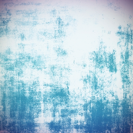 Grunge blue background with space for text or image. For creative layout design, vintage-style illustrations, and web site wallpaper or texture illustration