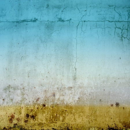 wasteland: Grunge landscape