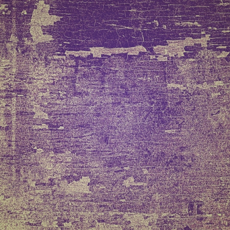Computer designed highly detailed vintage texture or background photo
