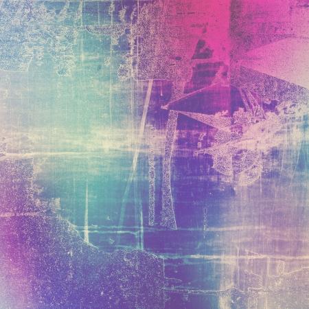 抽象的な古いグランジ テクスチャ背景