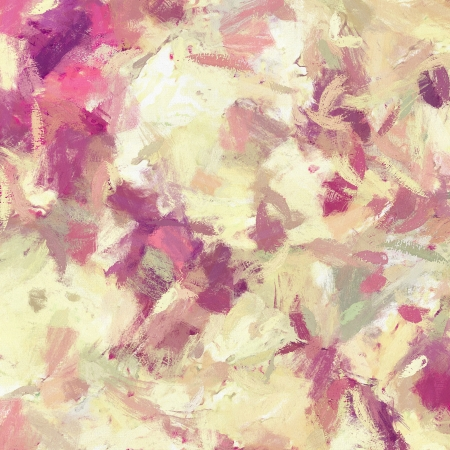 material flower: Computer designed impressionist style vintage texture or background