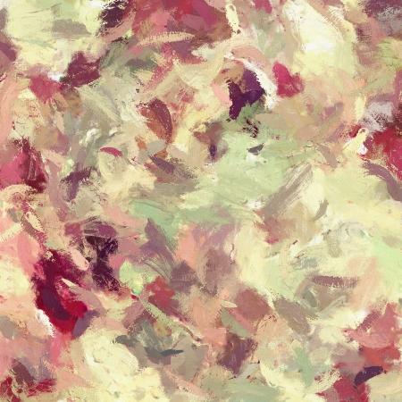textile design: Computer designed impressionist style vintage texture or background