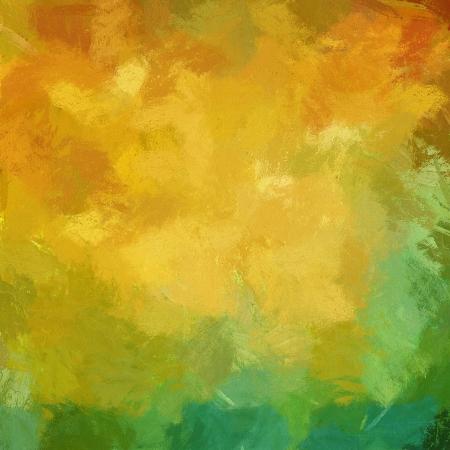 Computer designed impressionist style vintage texture or background photo