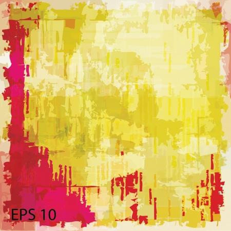 rifts: Grunge texture Illustration