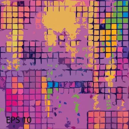 Grunge vintage background. Stock Vector - 21824351