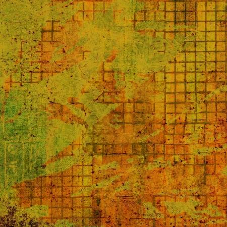 Grunge colorful background photo