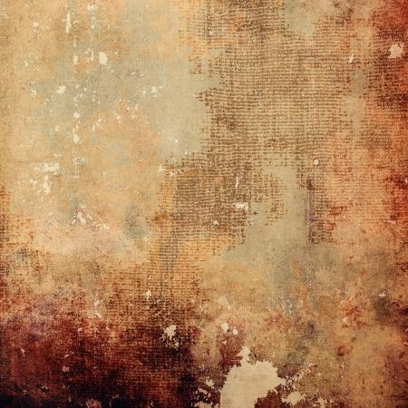 peachy: Old vintage background