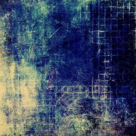 crosshatched: Old abstract grunge background