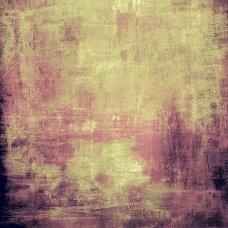 pale cream: Grunge background