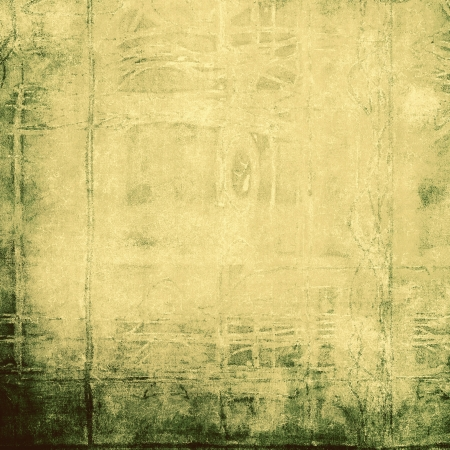 shredding: Grunge background
