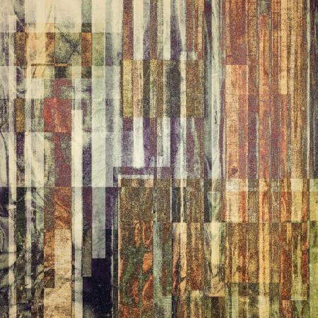 arte moderno: Antiguo fondo abstracto con textura grunge Foto de archivo