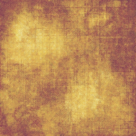burlap: Grunge background with space for text or image Stock Photo