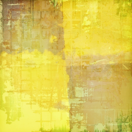Abstract old background with grunge texture Stock Photo - 25051768