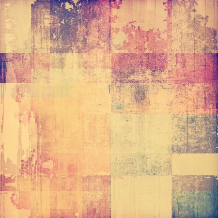 Abstract old background with grunge texture Stock Photo - 25050865