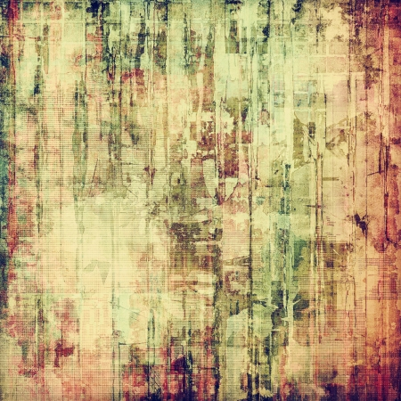burlap: Grunge texture used as background