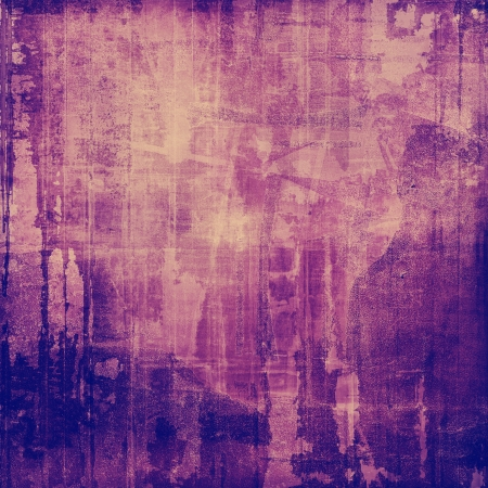 Abstract old background with grunge texture photo