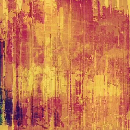 earthy: Old vintage background