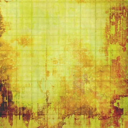 in vain: Abstract old background with grunge texture Stock Photo