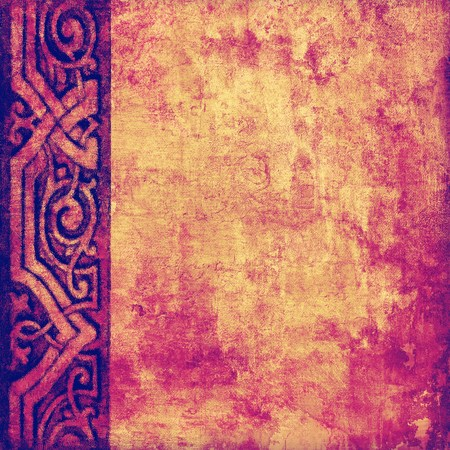 Vintage old texture for background photo