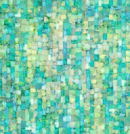 Vintage mosaic background photo