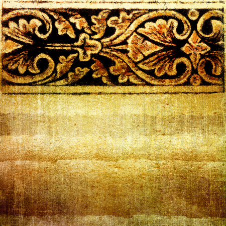 Vintage background pattern photo