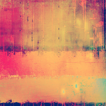 abstract art: Rough vintage texture