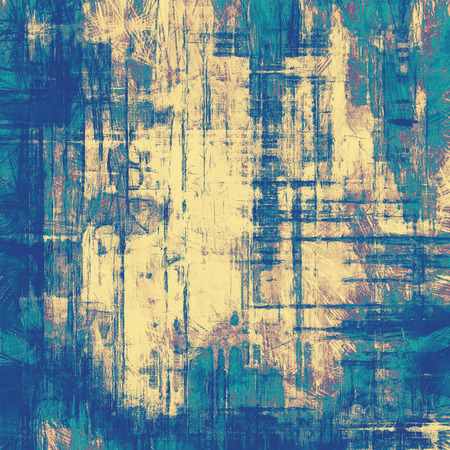 crosshatching: Abstract grunge textured background  Stock Photo