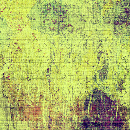crosshatching: Old background or texture. With different color patterns: purple (violet); green; brown