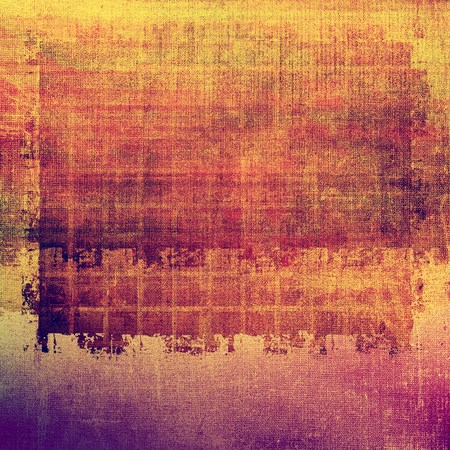 old fashioned sepia: Grunge texture, distressed background. With different color patterns: purple (violet); orange; brown; yellow