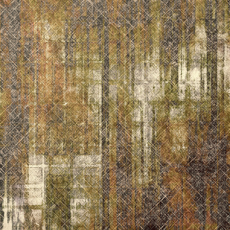blemish: Aged grunge texture. With different color patterns: green; brown; black; gray; yellow (beige)