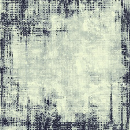 oldschool: Grunge old-school texture, background for design. With different color patterns: black; gray Stock Photo
