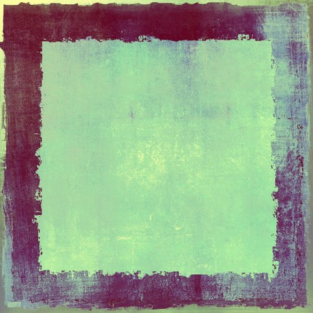 Aged grunge texture. With different color patterns: purple (violet); cyan; blue; gray photo