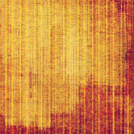 oldfield: Vintage texture with space for text or image. With different color patterns: yellow (beige); brown; red (orange) Stock Photo