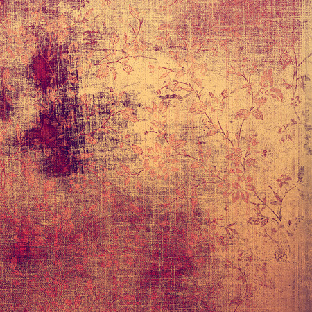 Abstract retro background or old-fashioned texture. With different color patterns: yellow (beige); brown; purple (violet); red (orange); pink photo