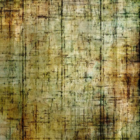 oldfield: Old ancient texture, may be used as abstract grunge background. With different color patterns: yellow (beige); brown; gray; green
