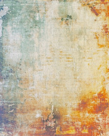 Grunge, vintage old background. With different color patterns: yellow (beige); brown; gray; green; red (orange)