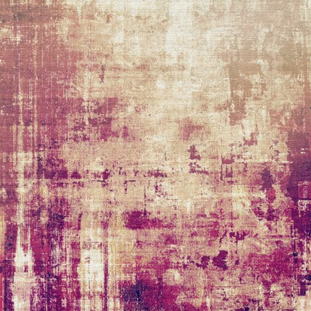 Antique vintage texture, old-fashioned weathered background. With different color patterns: yellow (beige); gray; purple (violet); pink