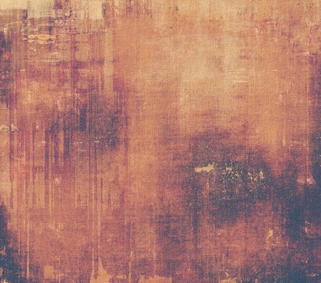 Grunge background with space for text or image. With different color patterns: yellow (beige); brown; purple (violet); black photo