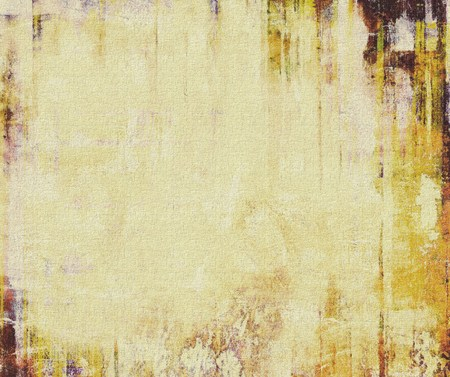 oldfield: Old grunge textured background. With different color patterns: yellow (beige); brown; gray; black Stock Photo