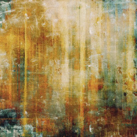 Designed grunge texture or background. With different color patterns: yellow (beige); brown; gray; green; cyan