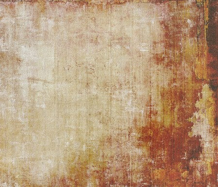 Abstract textured background designed in grunge style. With different color patterns: yellow (beige); brown; red (orange); gray photo