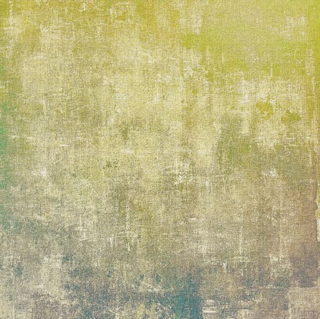 Abstract textured background designed in grunge style. With different color patterns: yellow (beige); brown; gray; green photo