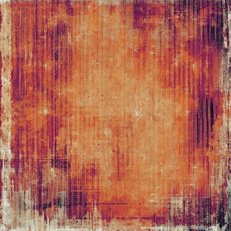 Old and weathered grunge texture. With different color patterns: yellow (beige); brown; red (orange); purple (violet); pink photo