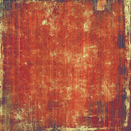 violet red: Old antique texture or background. With different color patterns: yellow (beige); brown; purple (violet); red (orange) Stock Photo