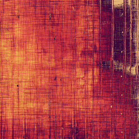 violet red: Art grunge vintage textured background. With different color patterns: yellow (beige); purple (violet); red (orange); pink Stock Photo
